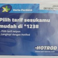 KARTU PERDANA XL 0818