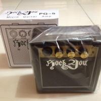 Rock You PG5 Mini Guitar Amplifier