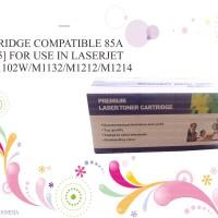 Toner Cartridge Compatible HP85A - HP LaserJet: P1100/P1102/P1102W/M1130/1210MFP