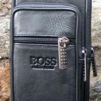 harga Tempat Dompet Sarung Smartphone Tas Hp Full Kulit Asli Pria Boss Dhp01 Tokopedia.com