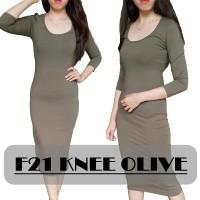harga Forever 21 Bodycon Dress Sale Tokopedia.com