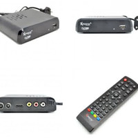 Xtreamer Set Top Box DVB-T2 Penangkap / Receiver Siaran TV Digital