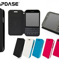 Capdase Sider Flip Stand Full Baco Soft Case Casing Bb Blackberry Q5