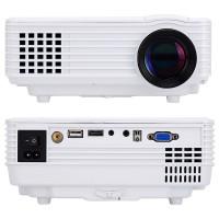 Jual PROMO Proyektor RD 805 Mini LED Projector TV Home Theater Presentasi Murah