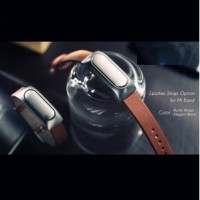 harga Leather Strap Option For Xiaomi Mi Band Tokopedia.com