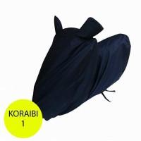 Koraibi Cover Motor K1 Bebek/Matic/Vespa - Navy