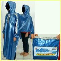 harga Jas Hujan Raincoat Rain Coat Ponco Lengan Kepala 2 Elmondo 708 Tokopedia.com