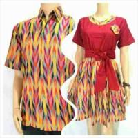 harga Sarimbit Dress  Pita 103 . Couple Batik . Baju Pasangan Tokopedia.com