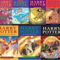 harga Novel Ebook Harry Potter Tokopedia.com