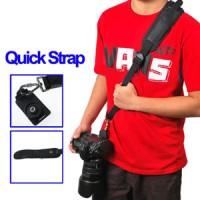 Caden Quick Rapid Camera Sling Strap Tas Gantungan slempang DSLR