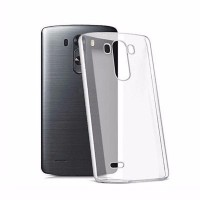 LG G4 - Transparant Clear Glossy PC Case