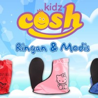 Mantel Sepatu Anak|Jas Hujan Sepatu Anak Cosh Kids ECER&GROSIR