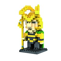 Loz Medium Lego Nanoblock Super Hero series Loki Gift Set Avengers
