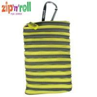 harga Dompet Handphone - Zip n Roll - MOBILE POUCH LARGE [HP-001] Kuning Tokopedia.com