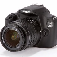 Canon EOS 1200D - 18 MP - Lensa Kit 18-55mm