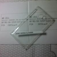 Hardcase Sony Xperia Zl C6502 Bening
