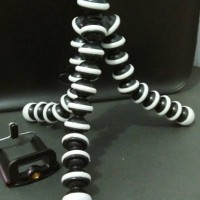 Flexible Tripod Gorillapod Large for HP, Xiaomi Yi, Gopro, Sjcam