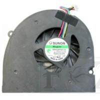 Fan Processor DELL Studio XPS 1640 M1640 1645 1647, GB0508PGV1-A 4 pin