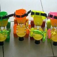 Sepatu Roda Empat / 4 Untuk Anak / Dry Skate