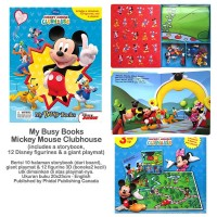 Busy Book Mickey Mouse Club house