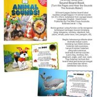 harga Animal sound board book Tokopedia.com