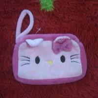Dompet HP boneka Hello Kitty
