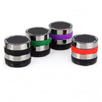 harga Speaker Bluetooth Portable Ori Mini Metal Super Bass-s302-purple Belt Tokopedia.com