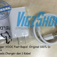 harga Charger OPPO Find 5, Find Mirror, Find Way VOOC Fast Rapid Charger Ori Tokopedia.com