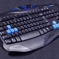 Keyboard Gaming E-Blue COMBATAN