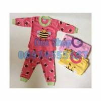 Stelan Piyama / Pijamas  / Baju Tidur Untuk Anak Perempuan