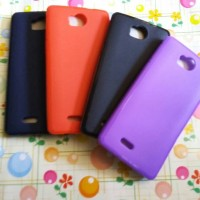 Softcase Polos Smartfren Andromax Qi (4g Lte)