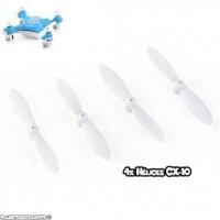 Cheerson CX-10 /CX-10A Parts Propeller Blade Set 4 pcs
