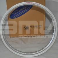 harga Velg Rossi Silver Sand Ukuran 160 Dan 185 Ring 17 (set) Tokopedia.com