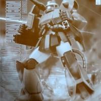 MG Zaku Cannon (Unicorn Ver)
