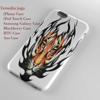 Jual temporary tattoo tribal tiger black,hard case,iphone case semua hp Murah