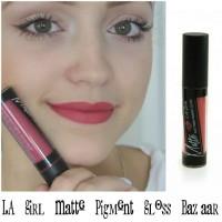 Jual LA Girl Matte Pigment Gloss Bazaar Murah