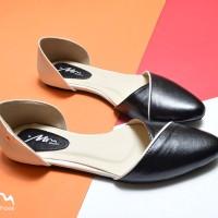 harga Sepatu Flat Mm Anna White Putih Wanita - Sepatu Flats Casual Cewek Lak Tokopedia.com