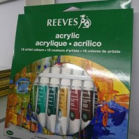 Reeves Acrylic Colour 24