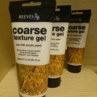 Reeves Coarse Texture Gel 200ml