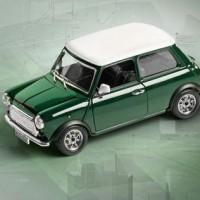 harga Bburago Diecast 1969 Mini Cooper 1/24 - Green Tokopedia.com