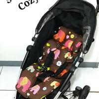 Tatakan / alas troller bayi ( stroller pad / seat pad )