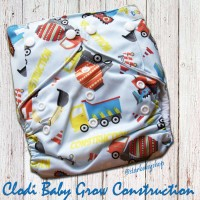 Clodi Babygrow - Construction