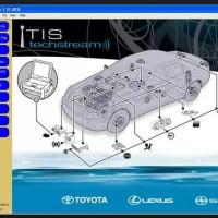 Mini VCI TOYOTA V10.00.028 OBD OBD2 MINI-VCI J2534 TIS Techstream