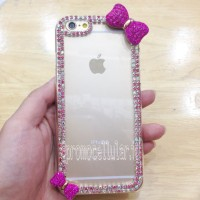 harga Kitty Bow Samsung A3 Softcase Softshell Swarovski Cover Casing Tokopedia.com