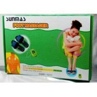 Sunmas Foot Massager / Sandal Terapi Kesehatan