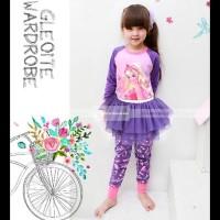 harga Fashion Pajamas Beauty Barbie Set 3in1 (baju, celana, rok tutu) @Rp160 Tokopedia.com