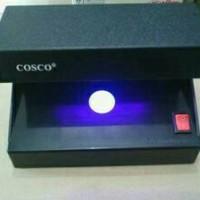 Lampu Test Uang Cosco