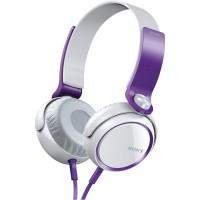 HEADPHONES SONY EXTRA BASS MDR-XB400/V (VIOLET) ORIGINAL