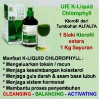 Klink Liquid Chlorophyll 500ml kemasan baru
