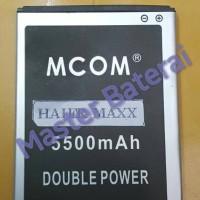 Baterai Battery Haier Maxx H15290 Double Power